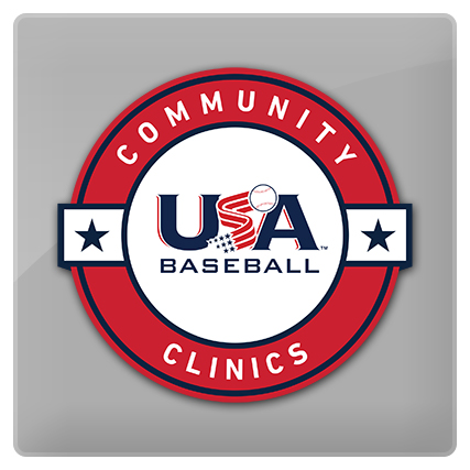 USA Baseball Community Clinic  - Clarksburg, WV