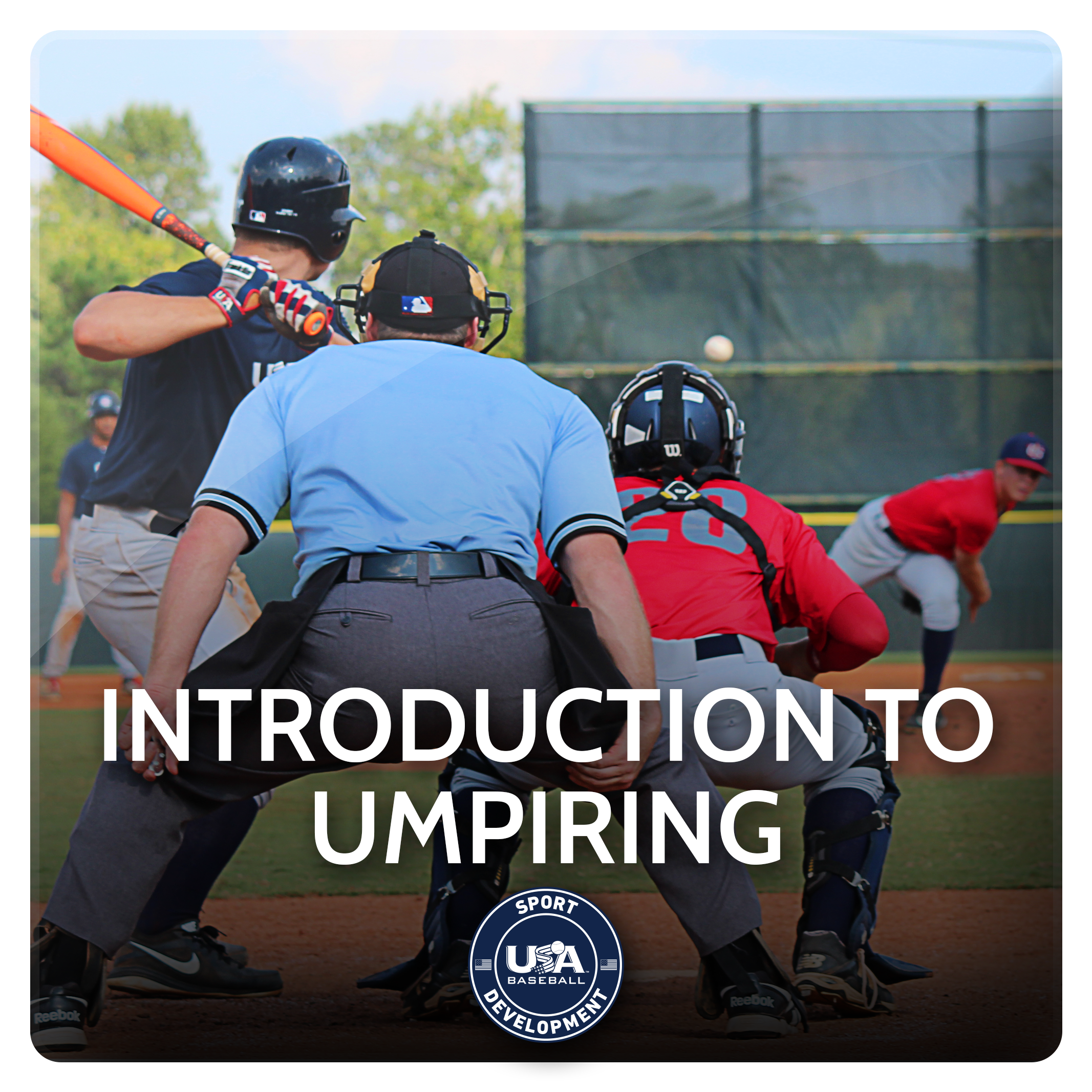 Introduction to Umpiring